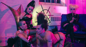 Preaching to the Perverted - The Fetish Club 03